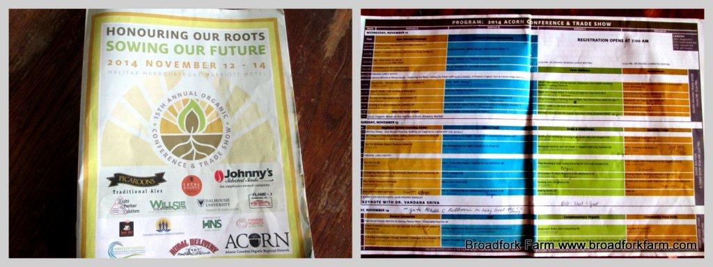 ACORN Conference Program
