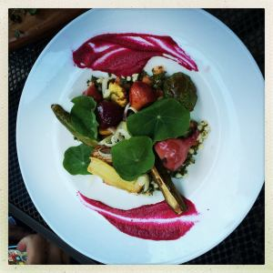 broadfork organic farm plate